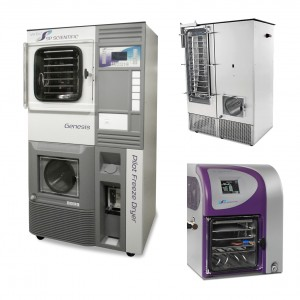 Research freeze dryers