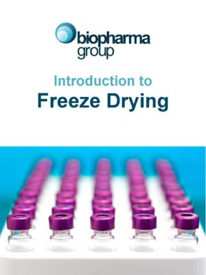 Introduction to Freeze Drying Guide