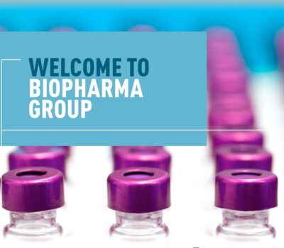 Biopharma Group Overview Brochure Cover Only